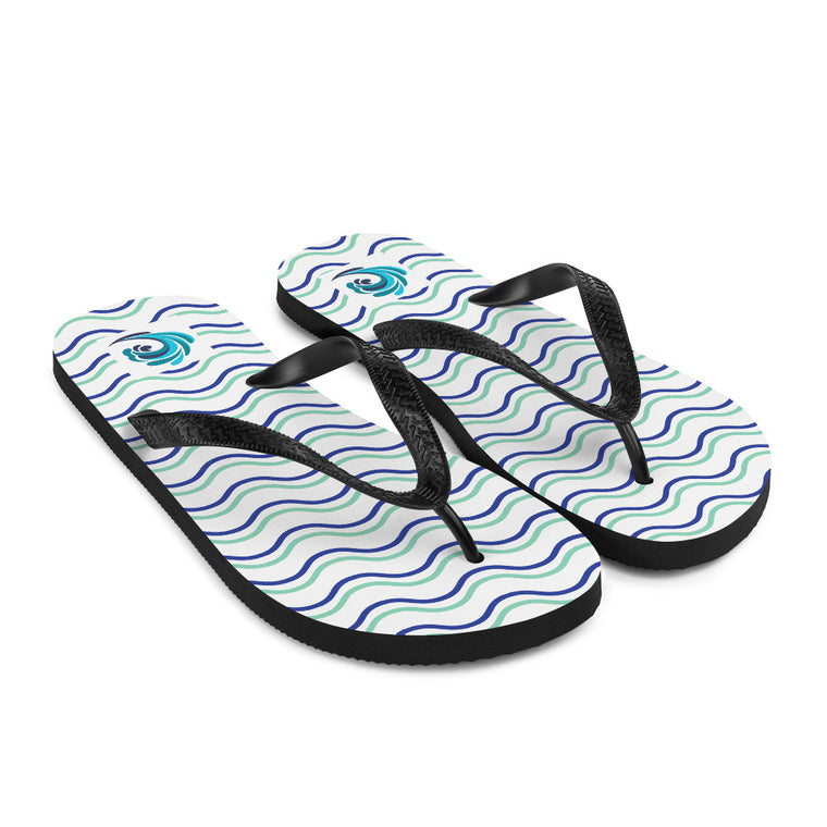 WAVE Open Waters Flip-Flops