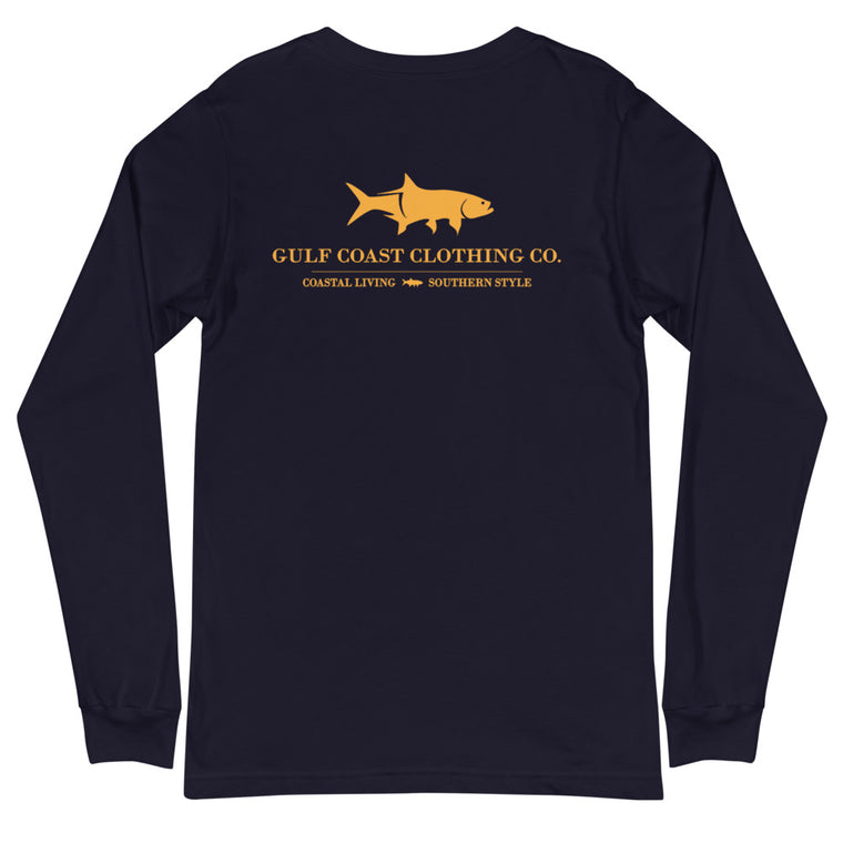 Gulf Coast Clothing Co. Ironside Long Sleeve Tee