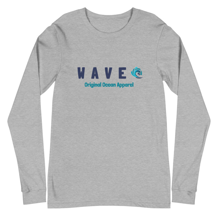 WAVE Long Sleeve Tee