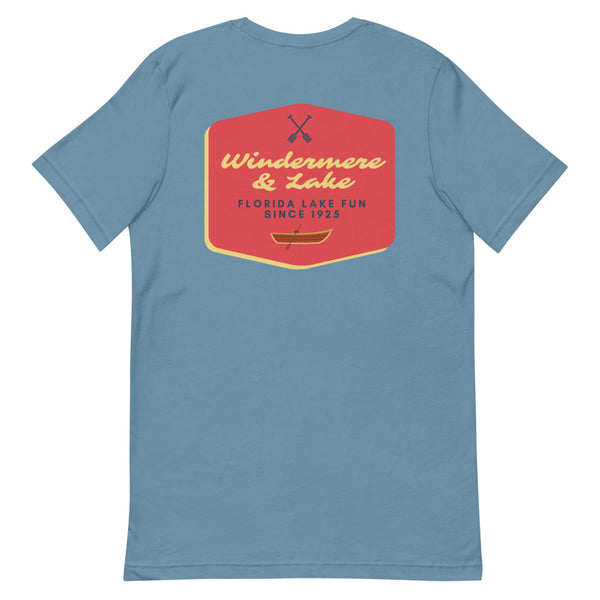 Windermere & Lake Circa 25 Short-Sleeve T-Shirt