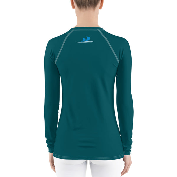 Coast Club Women's Rash Guard