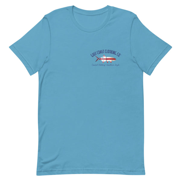 Gulf Coast Clothing Co. American Tarpon Short-Sleeve T-Shirt