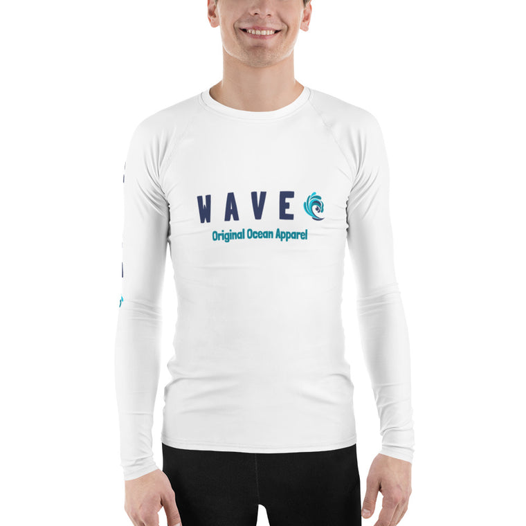 WAVE Men's Rash Guard