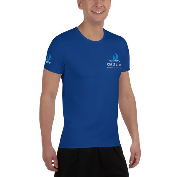 Coast Club Men's Athletic T-shirt