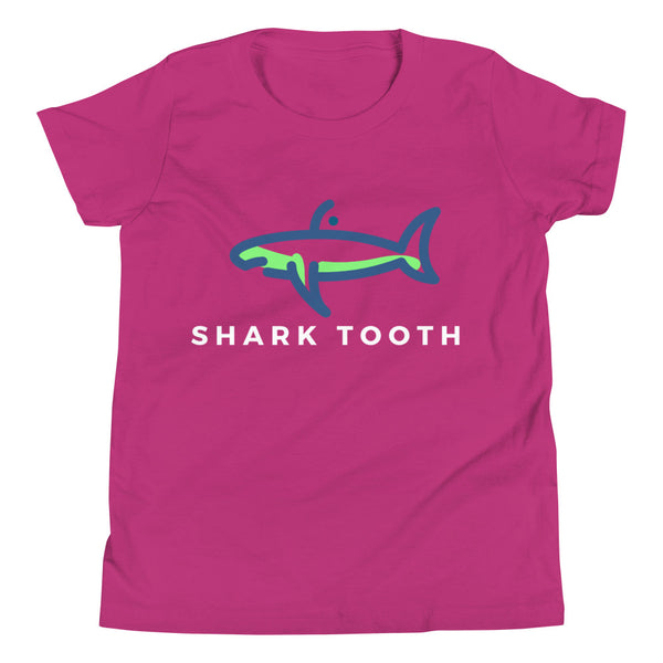 Shark Tooth Youth Short Sleeve T-Shirt