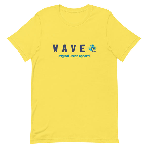 WAVE Short-Sleeve Ladies T-Shirt