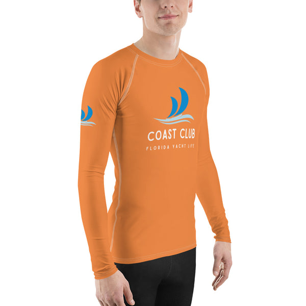 Coast Club Men's Rash Guard