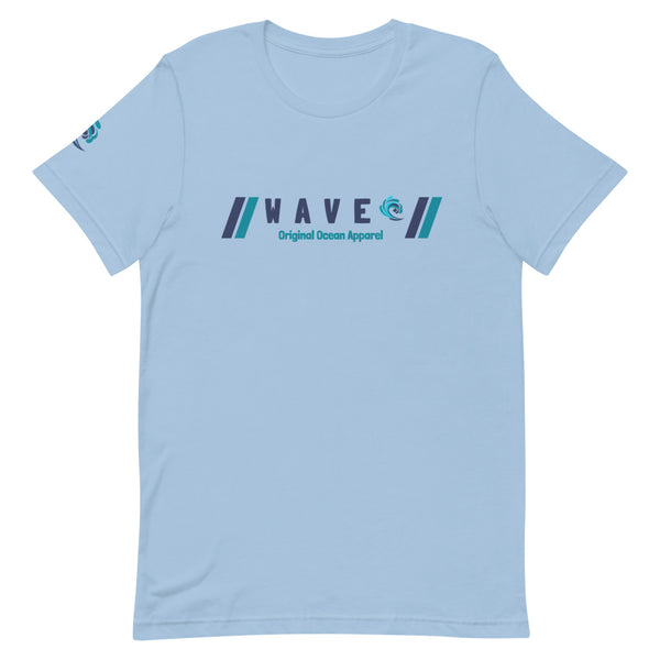 WAVE Ocean Guide Short-Sleeve T-Shirt