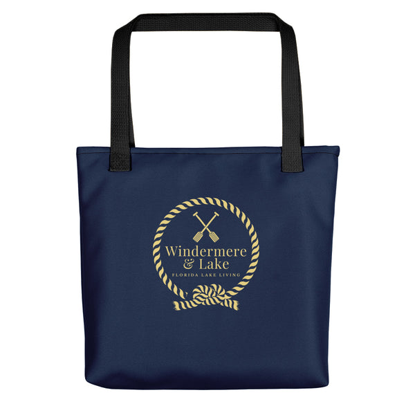 Windermere & Lake Tote Bag
