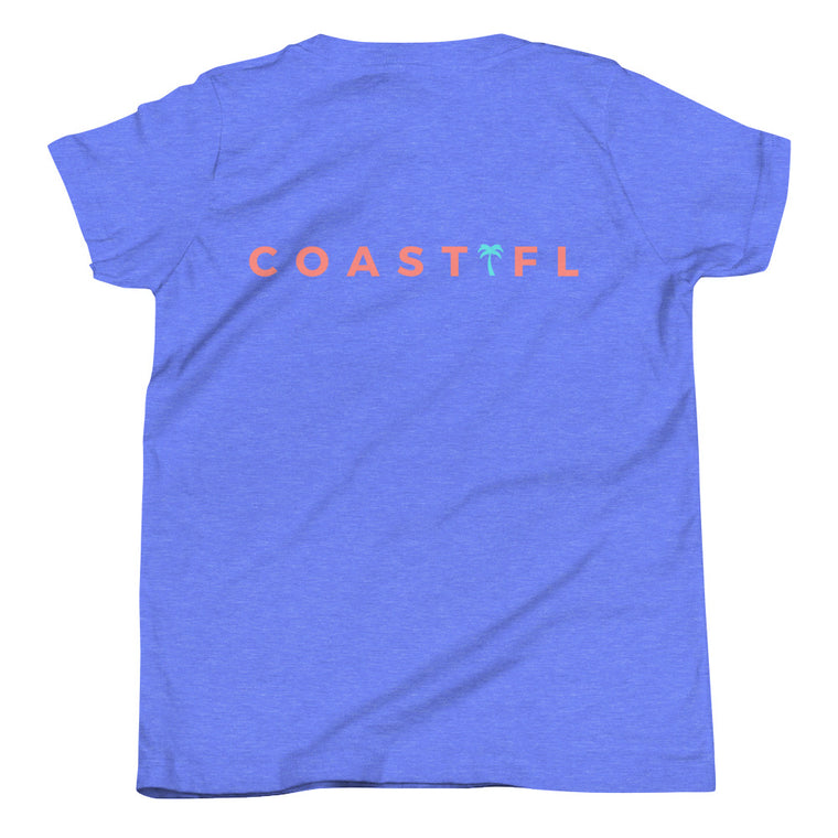 CoastFL Youth Short Sleeve T-Shirt