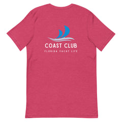 Coast Club Short-Sleeve Ladies T-Shirt