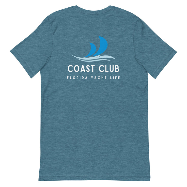 Coast Club Short-Sleeve T-Shirt
