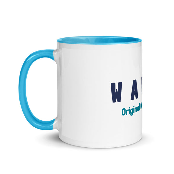 WAVE Mug with Color Inside