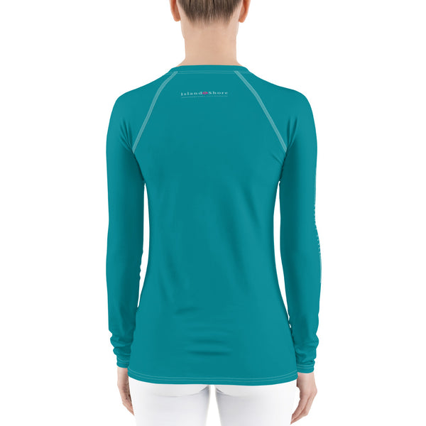 Island Shore Women's Rash Guard