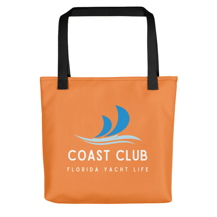 Coast Club Tote Bag