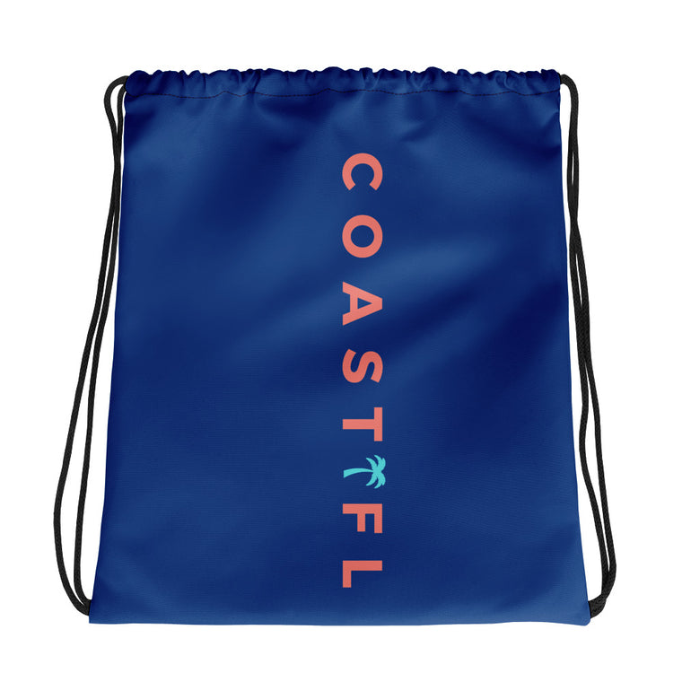 CoastFL Drawstring Bag
