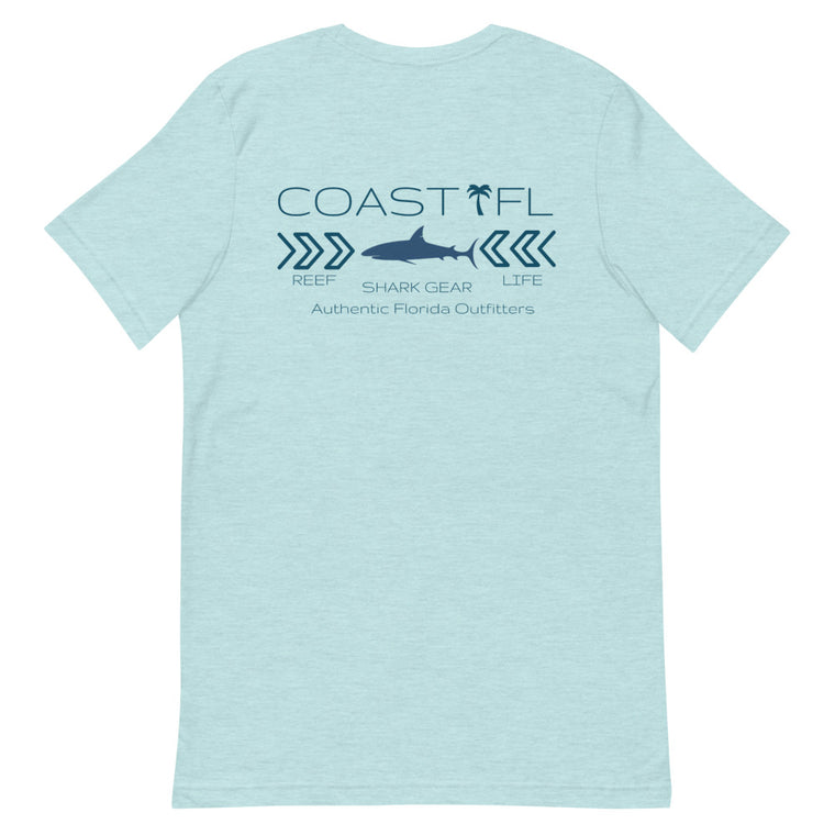 CoastFL Reef Life Short-Sleeve T-Shirt