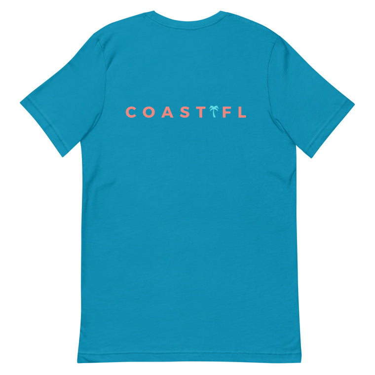 CoastFL Ladies Short-Sleeve T-Shirt
