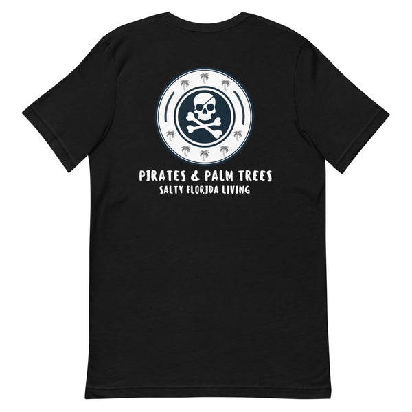 Pirates & Palm Trees Short-Sleeve T-Shirt