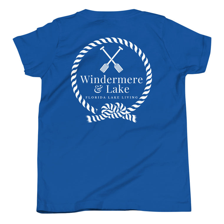 Windermere & Lake Youth Short Sleeve T-Shirt