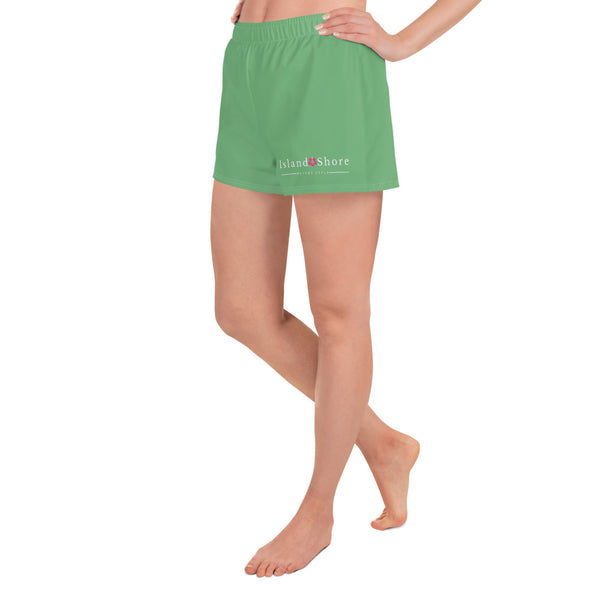 Island Shore Women's Athletic Short Shorts