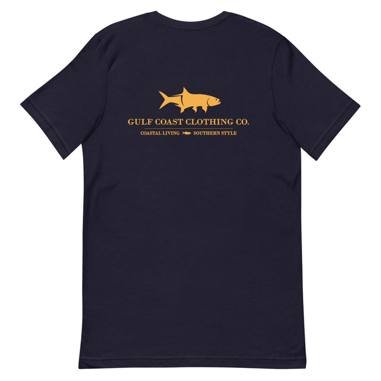 Gulf Coast Clothing Co. Anchors Short-Sleeve T-Shirt