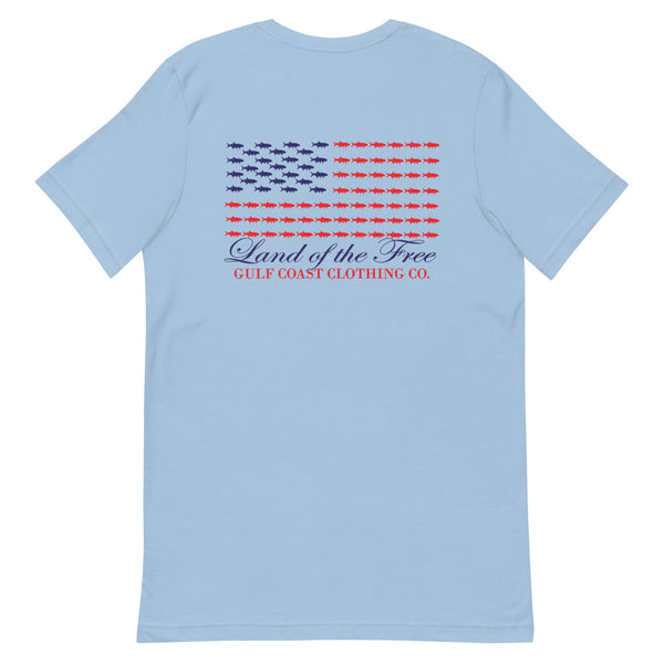 Gulf Coast Clothing Co. Freedom Short-Sleeve T-Shirt