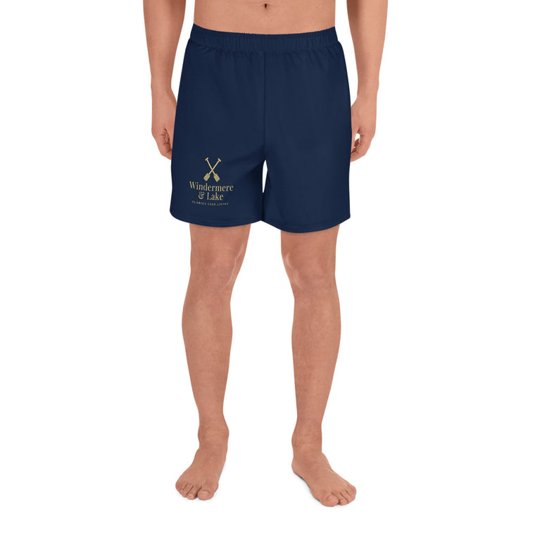 Windermere & Lake Men's Athletic Shorts
