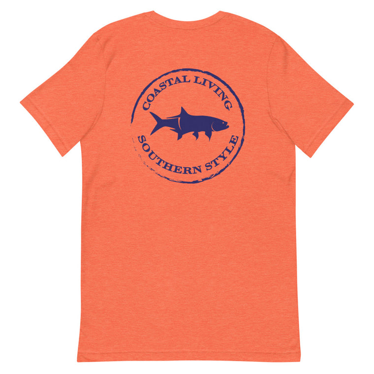 Gulf Coast Clothing Co. Authentic Short-Sleeve T-Shirt