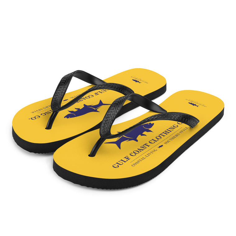 Gulf Coast Clothing Co. Flip-Flops