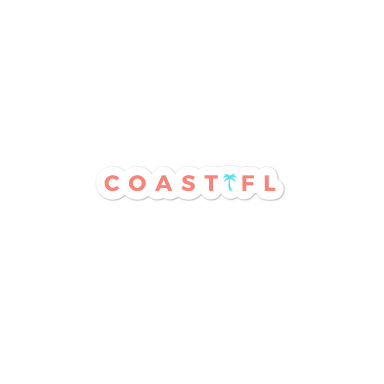 CoastFL Stickers