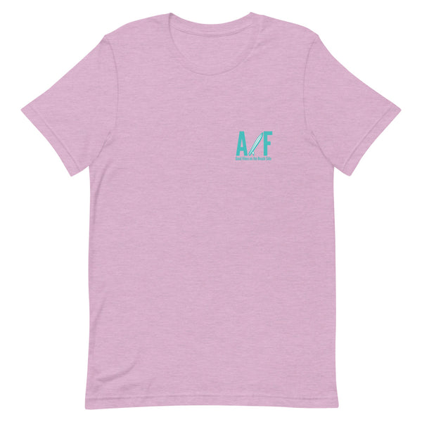 ALL FL Beach Trip Short-Sleeve Ladies T-Shirt