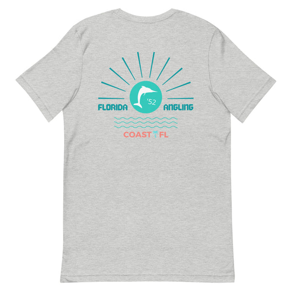 CoastFL Angling FL Short-Sleeve T-Shirt