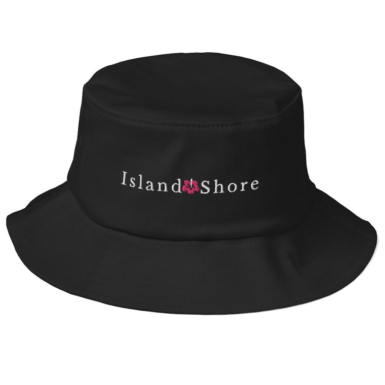 Island Shore Beach Bucket Hat