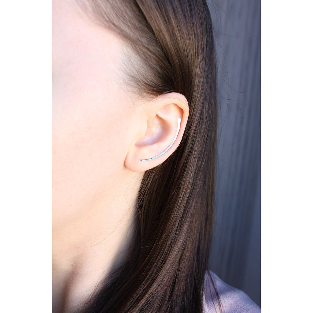 Minimalist Bar Ear Climbers