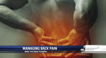 Myths about treating chronic neck and back pain: surgery is not the only option!