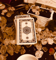 Tarot reading two questions