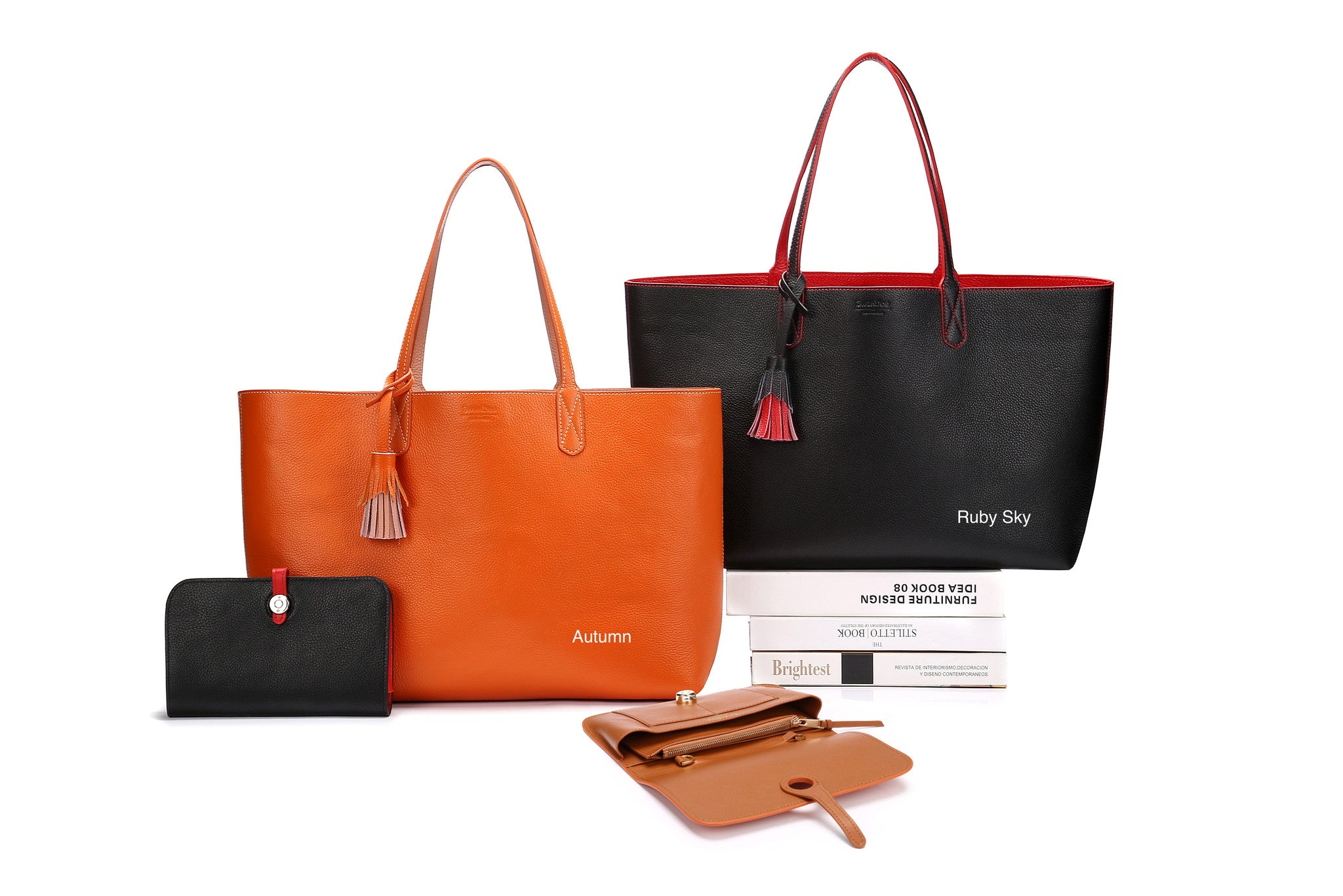 TOTE Bundle: Tote + Crossbody Bag