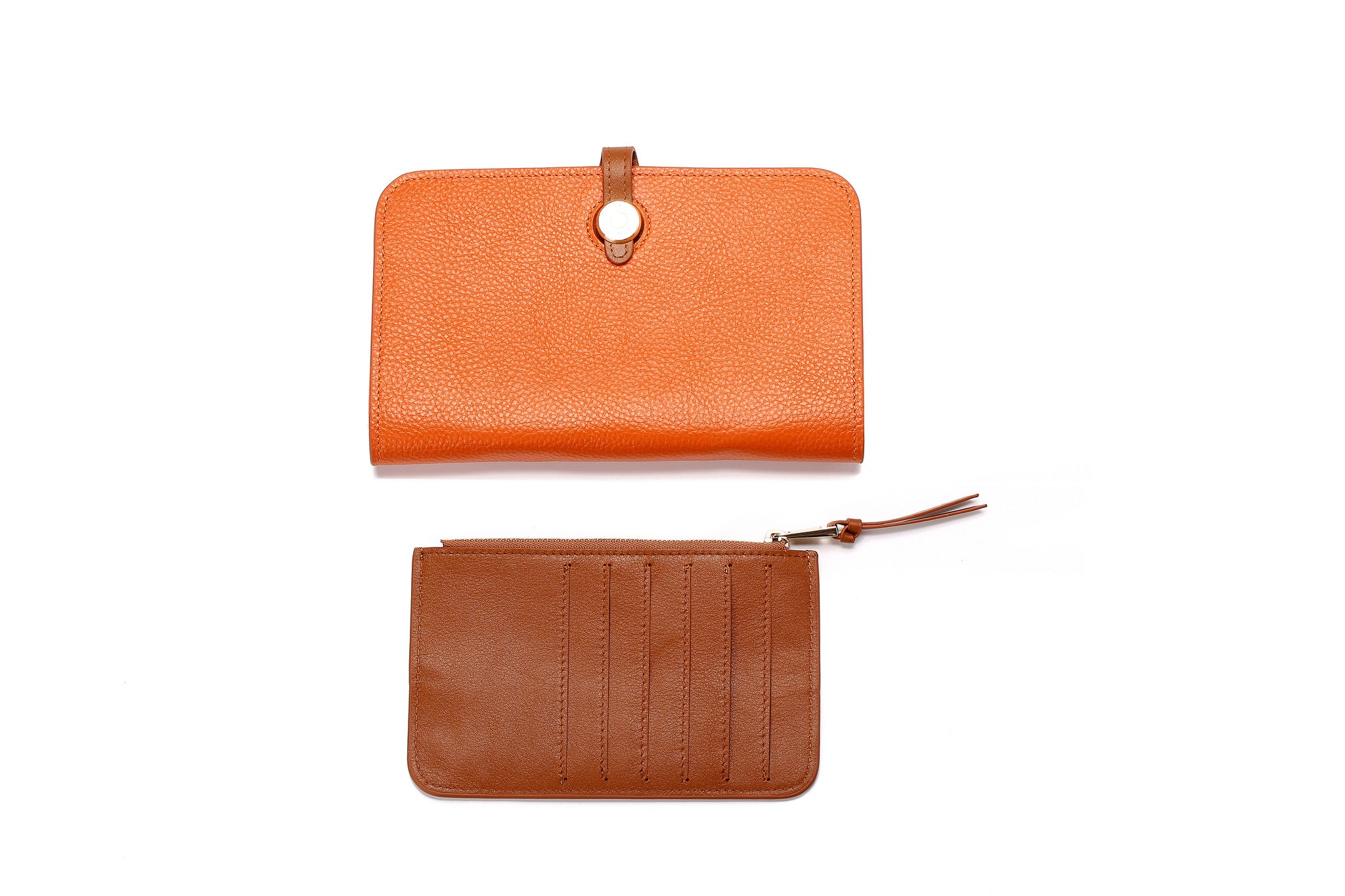 Jetsetter Wallet Crossbody Bag - Pumpkin Pie