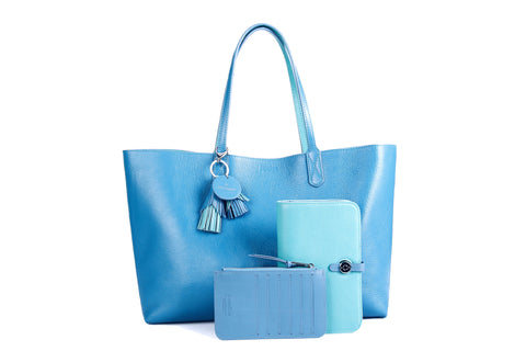 Reversible Travel Tote - Passion