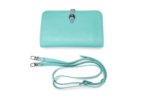 Jetsetter Wallet Crossbody Bag - Capri