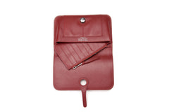 Jetsetter Wallet Crossbody Bag - Passion