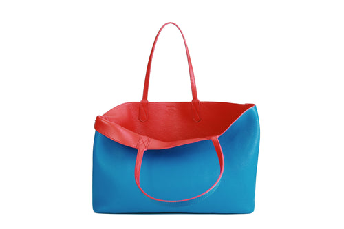 Reversible Travel Tote - Patriotic
