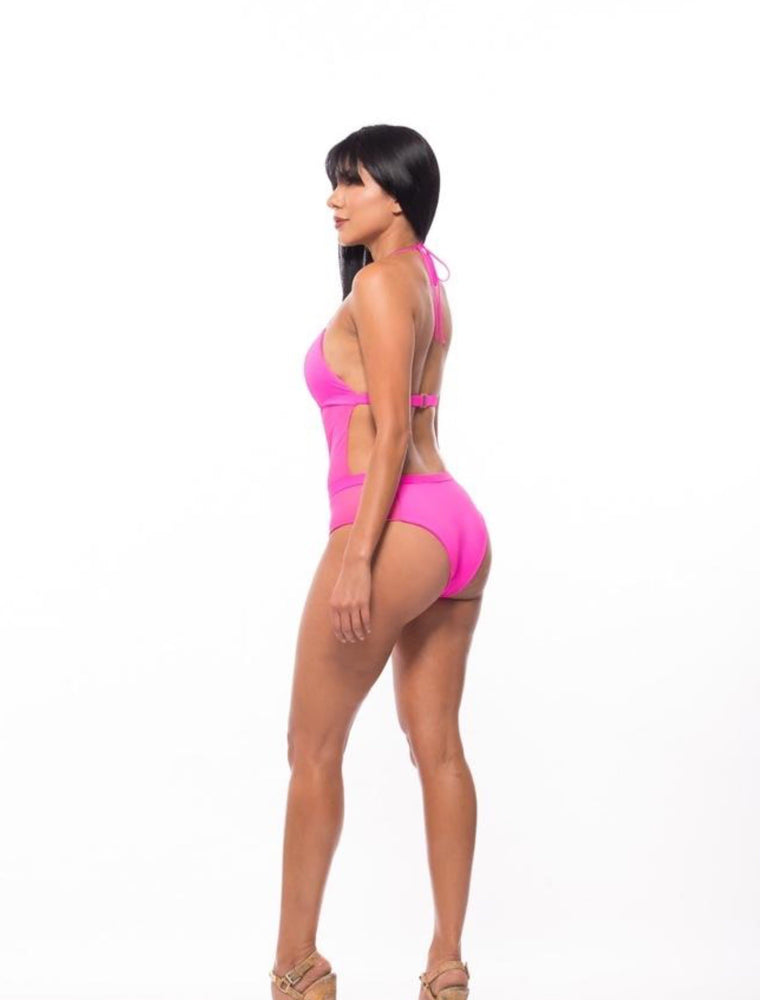 BARBIE-Neon pink -Detailed Mesh