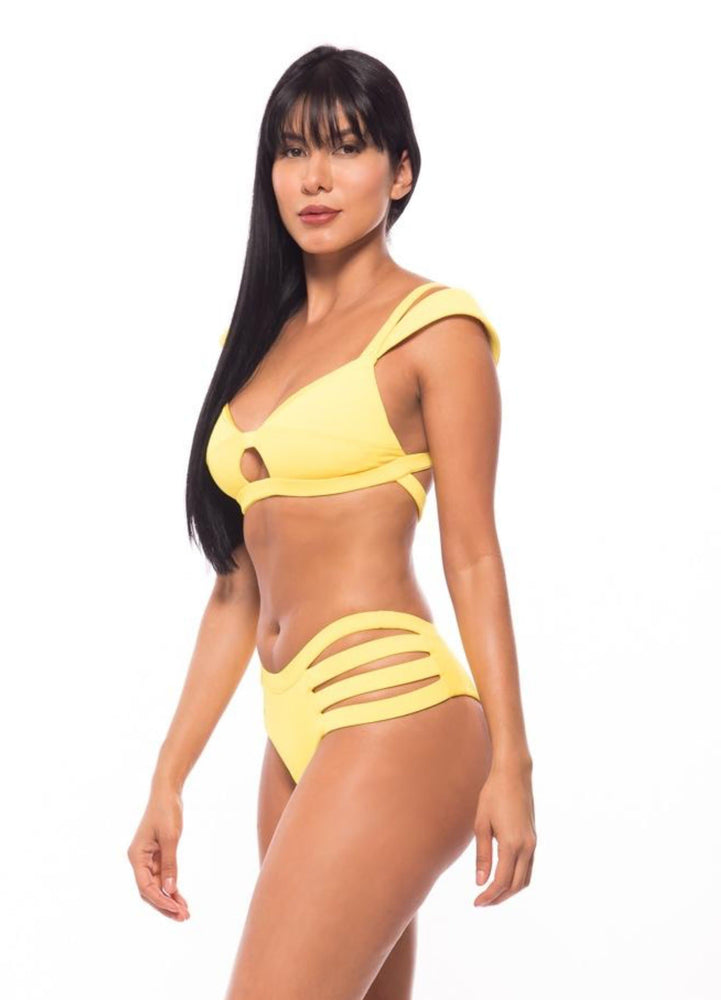 Magic City Girl - Bright Yellow