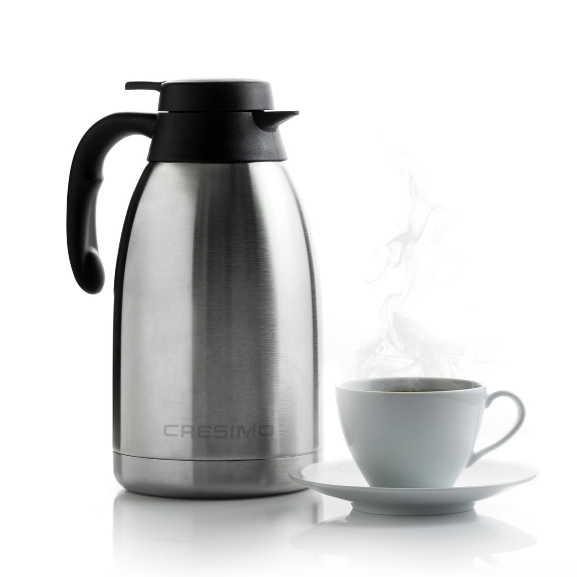 68 Oz (2L) Stainless Steel Thermal Coffee Carafe
