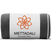"Yoga Hand Towel - Gray, 15"" x 24"""