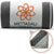 Anchor-Fit Yoga Towel - Gray