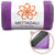 Anchor-Fit Yoga Towel - Purple