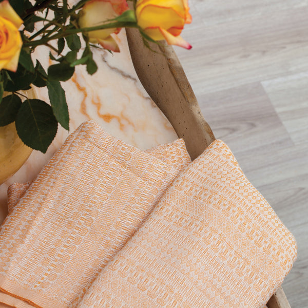 Sophia - Orange Body Towel